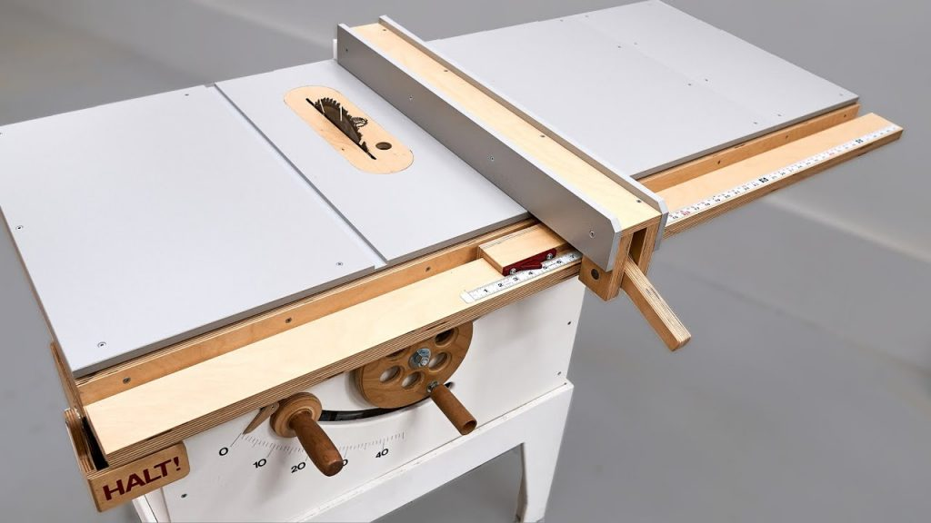 How To Use A Table Saw Safely 1