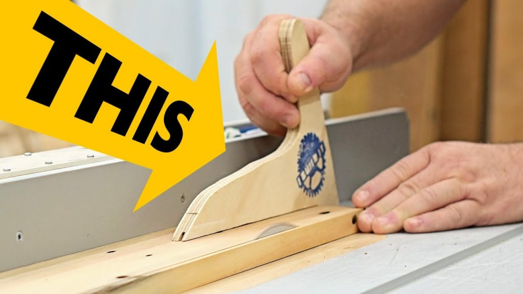 How To Use A Table Saw Safely 3